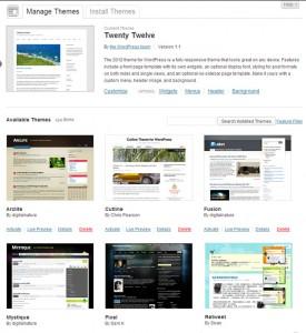 DIY WordPress Website